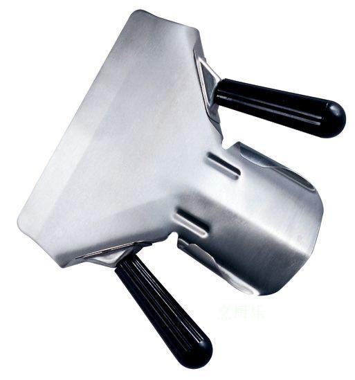 Stainless steel double handle french fries kfc mcdonald 's chips french fries device baking utensils