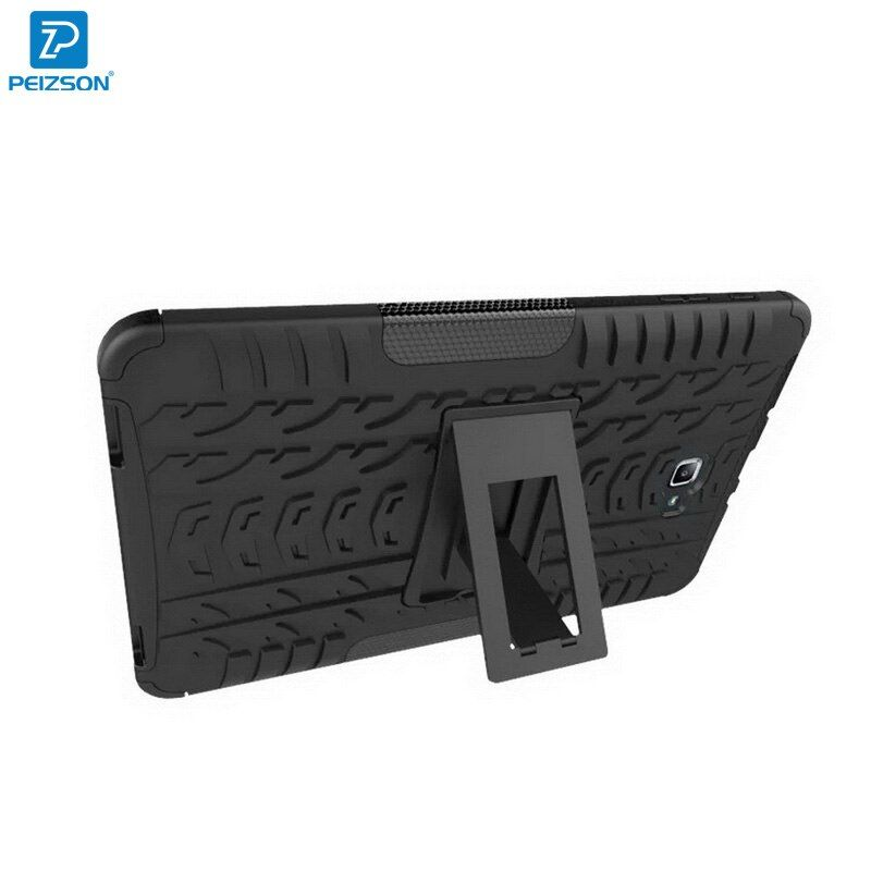 ShockProof Cover for Samsung Tab A6 10.1 (2016) Case,Hybrid TPU+PC Tablet Case for Samsung Galaxy Tab A6 10.1 SM-T585 T580N+Pen