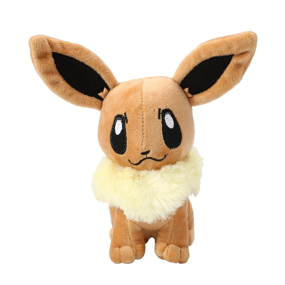 2016 Hot Sale Eevee 16cm Plush Toy For Doll Stuffed Animal Gifts Toys For Children Fans Juguetes