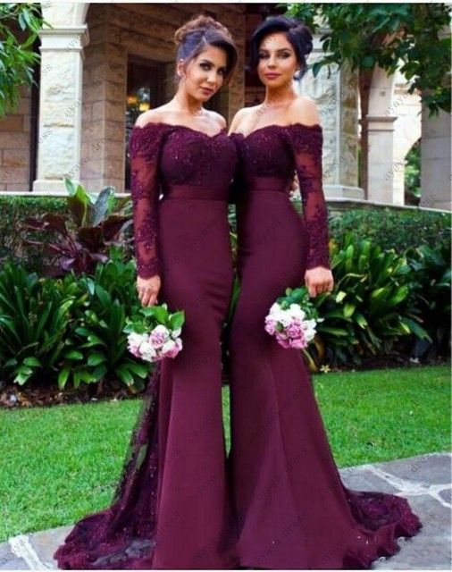 wejanedress elegant 2017 long bridesmaid dress vestido madrinha curto Customized abito lungo cerimonia donna hu da beauty