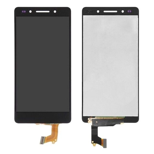 100% good quality for Huawei Honor 7 LCD Display with Touch Screen Digitizer Assembly free tools