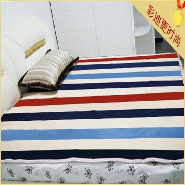 180*150cm 10 levels thermal control Electric blanket Heated blanket