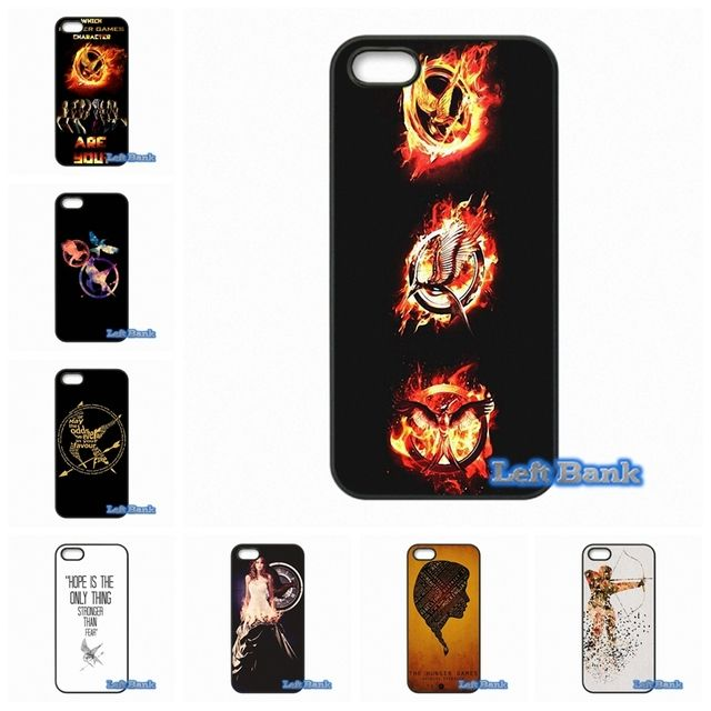 For Samsung Galaxy 2015 2016 J1 J2 J3 J5 J7 A3 A5 A7 A8 A9 Pro The Hunger Games movie Mockingjay bird Case Cover