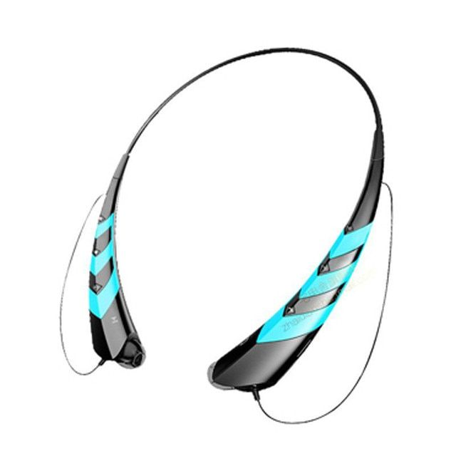 Sports Bluetooth Headset second generation glow Stereo Handsfree Sports Earphone Earbuds For iPhone Xiaomi Stereo Headphone