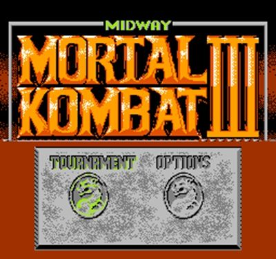 Mortal Kombat 3 60 Pin Game Card For 8 Bit Subor Game Player