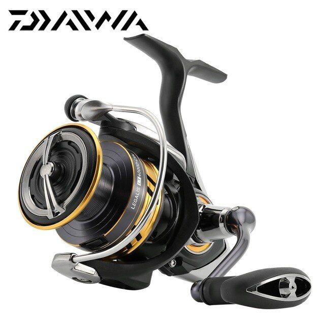 18 Original DAIWA LEGALIS LT 1000DXH 2000DXH 2500XH 3000DCXH 4000DCXH 5000DCXH Spinning Fishing Reel 5BB ZAION&DS5 Light body