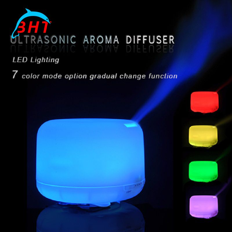 Ultrasonic USB Humidifier Air Purifier Mini Electric Aromatherapy Essential Oil Aroma Diffuser Portable Led Water Mist Maker