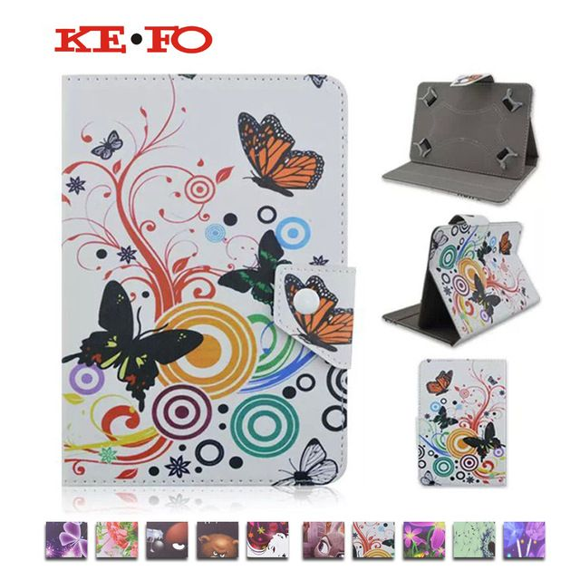 Tablet Case for Huawei Mediapad T1 7.0 T1 701u T1-701u PU Leather Flip Kids Case Cover 7 inch Universal Screen Protector