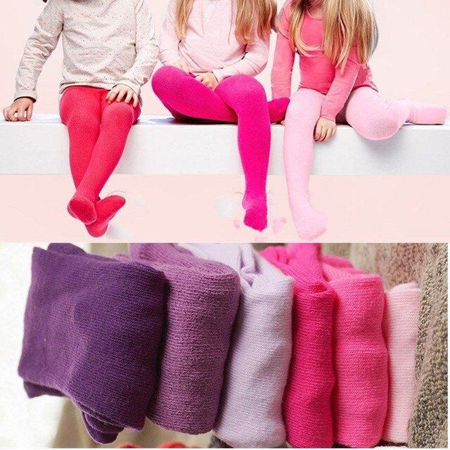 baby cotton tights pantyhose baby tights for girls warm tights for newborn baby stockings