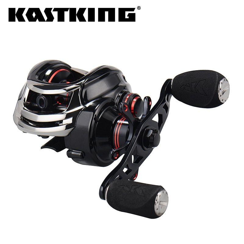 KastKing Royale Legend 7.0:1 Baitcasting Fishing 12BBs Baitcasting Reel Aluminum Spool Carretilha Pesca Carp Fishing Gear