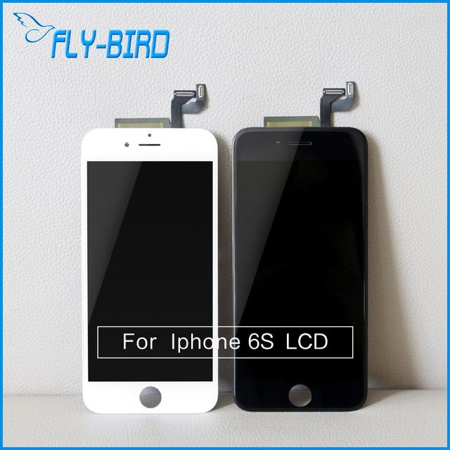 "5PCS/LOT A++ Screen For iPhone 6s 4.7"" Digitizer Touch LCD Screen Assembly Free Shipping"