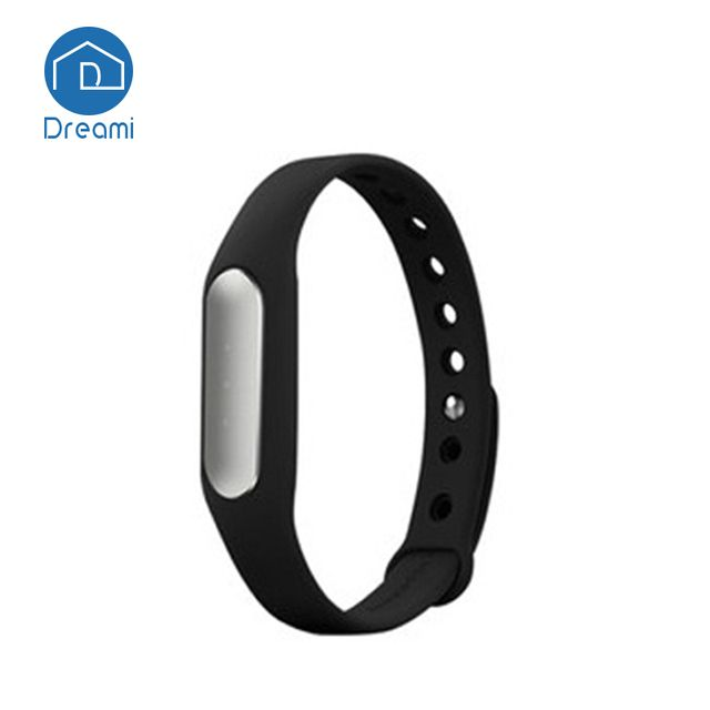 Dreami Russian Warehouse Original Xiaomi Mi Band Bracelet 1S Smart Wristband HeartRate Sensor Xiaomi band Fitness Tracker miband