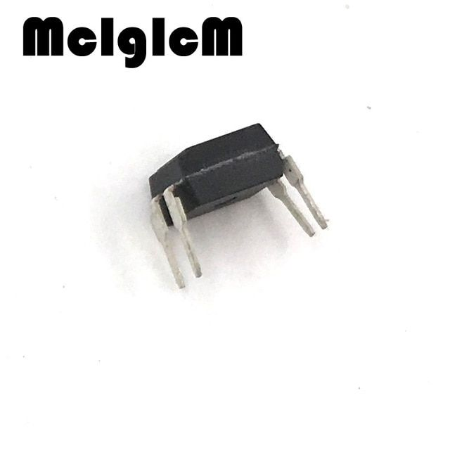 McIgIcM 20pcs High Density Mounting Type Photocoupler DIP-4 PC817C DIP Optocoupler PC817 Free shipping