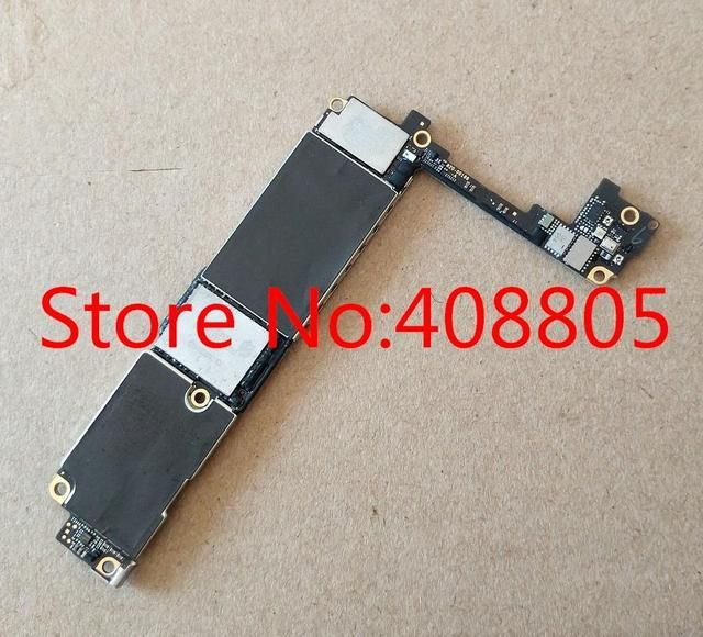 DHL free ship Dummy board Model Motherboard For iPhone 7 7G (Scale 1:1),this fake Mainboard don't Work ,Only for teaching use