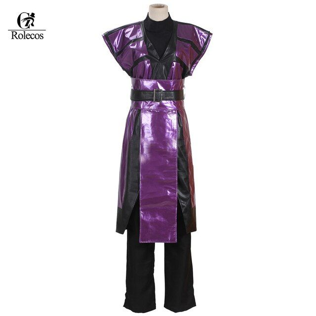 Custom Hot Game Mortal Kombat Cosplay Costume