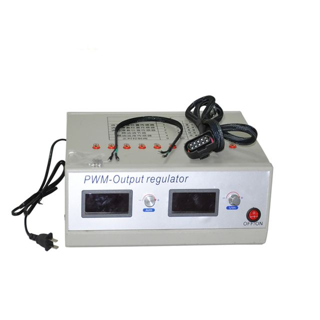 Diesel Common Rail Mechanical Injector Test Bench VP37 VE37 RED4 Series Electrical Oil Pumps Tester Diagnostic Tool