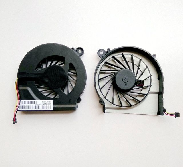 SSEA Brand New original CPU fan for HP CQ42 G4 CQ56 G42 CQ62 G62 laptop fan 055417R1S CPU cooling Fan Free shipping