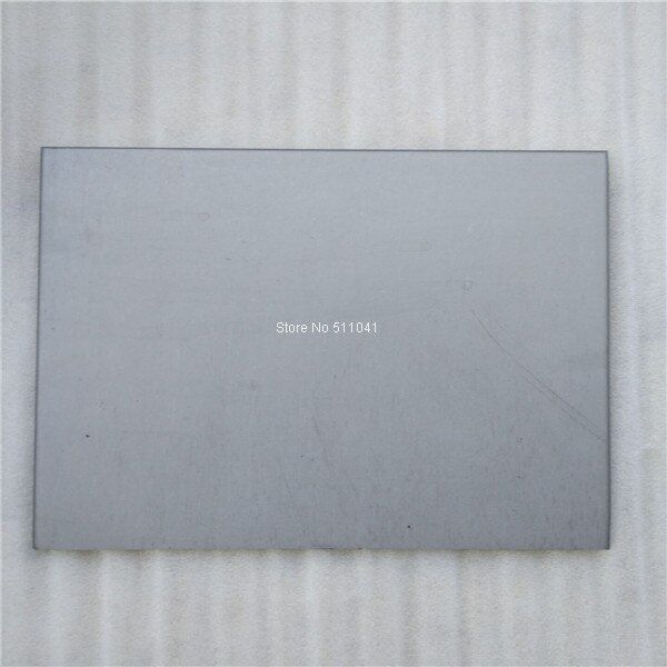 GR5 Grade5 Titanium alloy metal plate sheet 3mm thick wholesale price 20pcs ,free shipping