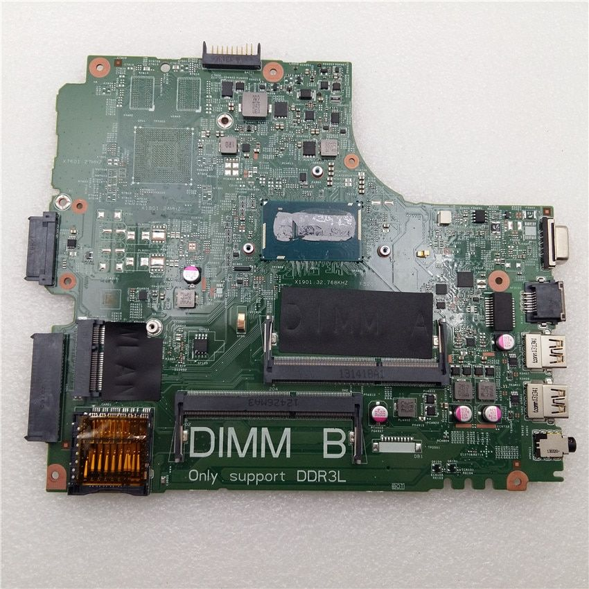 PTD1C CN-0PTD1C For Dell 3440 Motherboard Laptop Mainboard w/ I3-4010U 1.7GHz HM87