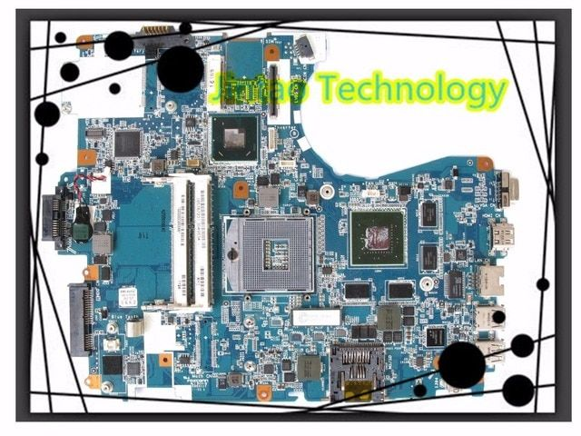 Laptop Motherboard scheda madre MBX-243 1P-0113J03-8011 1P0113J038011 REV 1.1  Tested well
