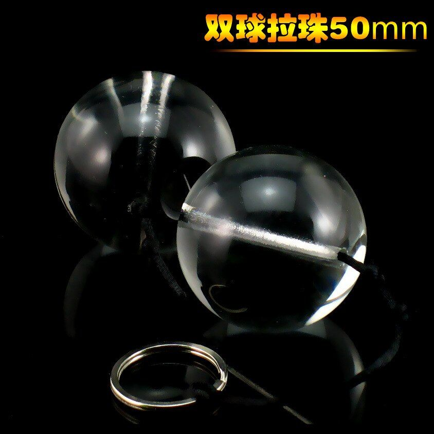 5cm diameter glass big butt plug anal balls beads glass anal beads,gay adult sex products toys for men and woman huge anal plug