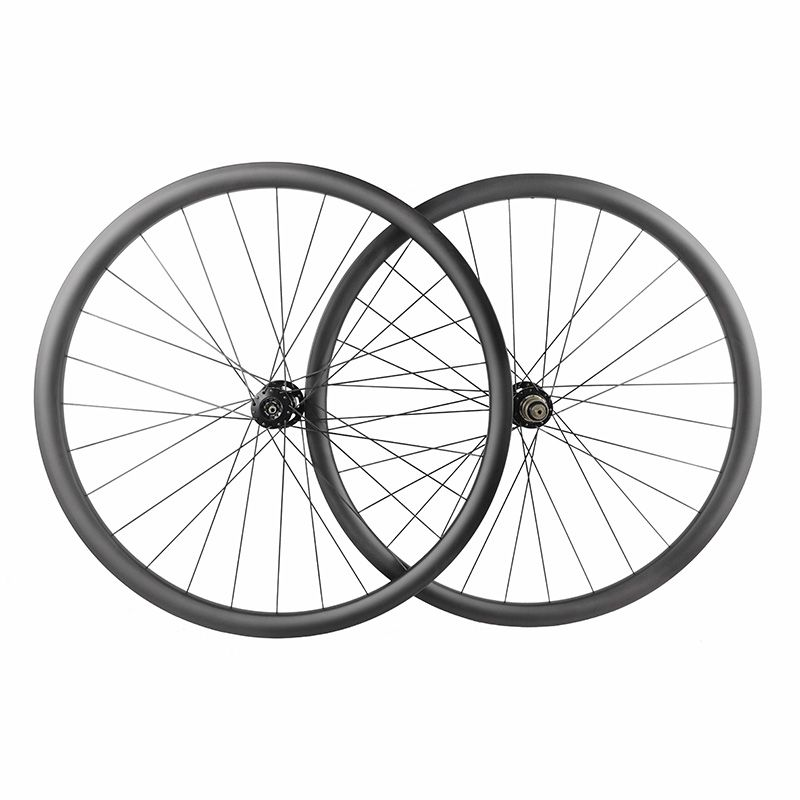 29er 30mm Lefty 2.0 XC carbon wheelset 24 28 32 holes mountain bike wheels left hand J-hook MTB tubeless clincher bicycle wheel
