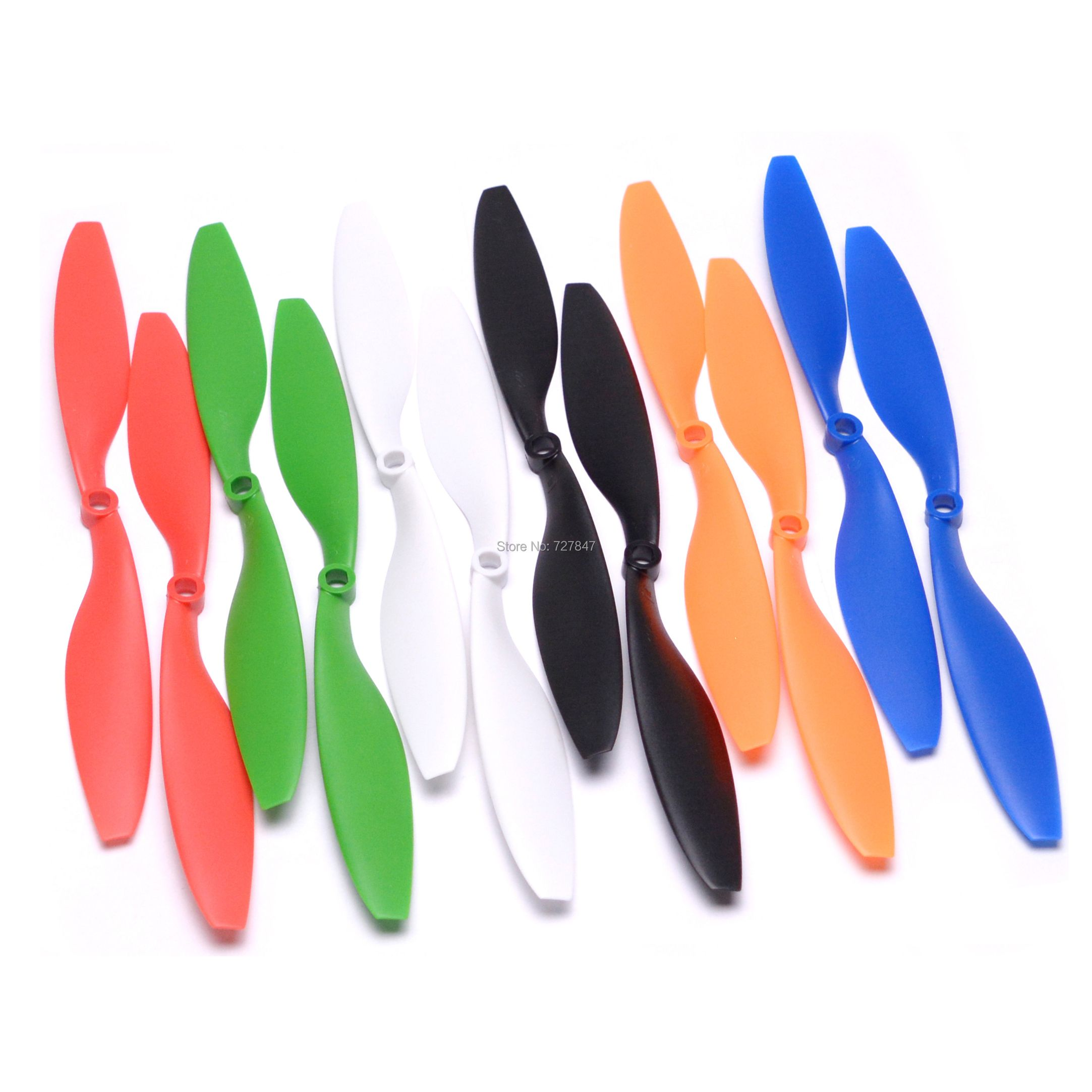 "6 / 12 Pairs ABS 10x4.5"" 1045 1045R CW CCW Propeller For F550 F450 S500 S550 FPV Multi-Copter RC QuadCopter APC Promotion"