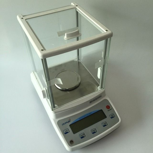 KI-314 310g / 0.1mg Professional Supplier Laboratory Analytical Precision Scales Electronic Weighing Balance High Accuracy
