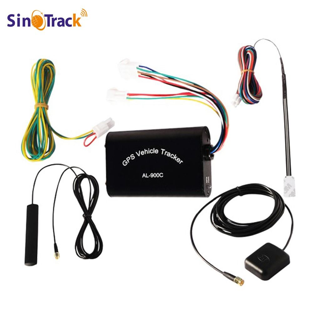 Free shipping! DISCOUNT! Used worldwide, real time online GPS Tracker AL-900C with using free software