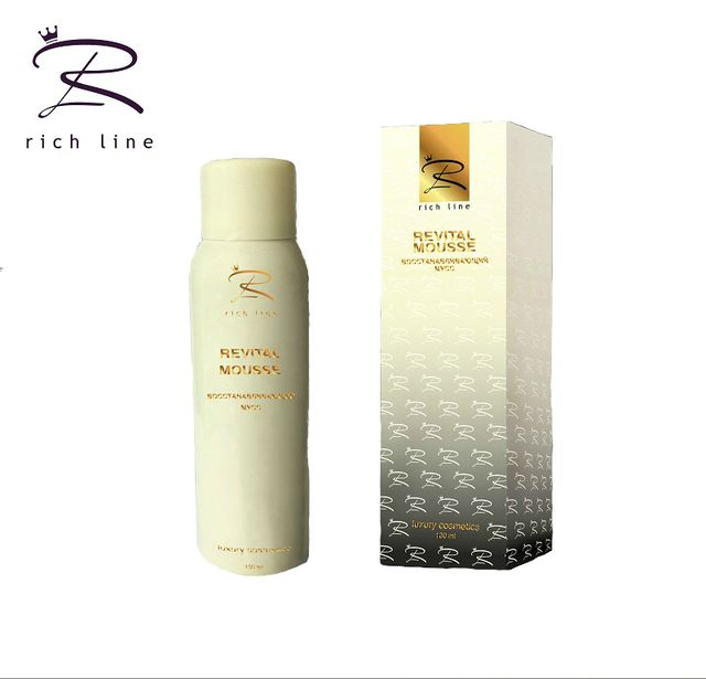 REVITAL MOUSSE mousse cream rich line