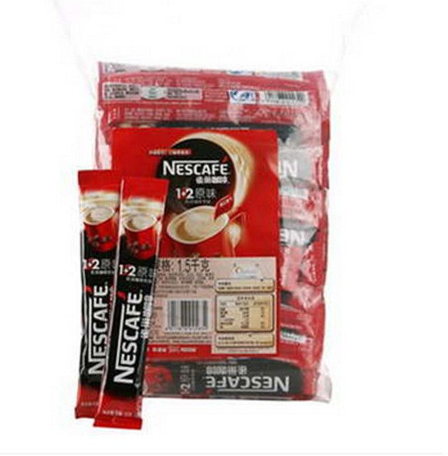 Free shipping Nestle coffee flavor 1500g