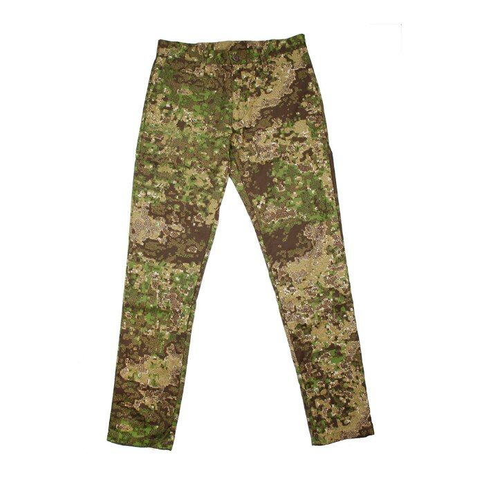 Greenzone  Tight Cut RIPSTOP PANTS   / Tactical Army Ripstop Pants Pencott camo GZ