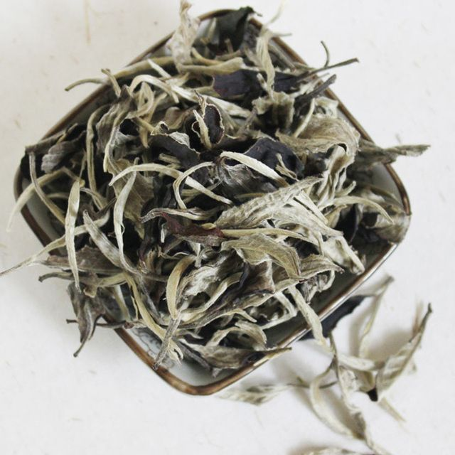 250g Free Shipping Sheng White Moonlight Puer Tea Chinese Yunnan  Raw Moonlight White Tea Puerh Lower Blood Pressure