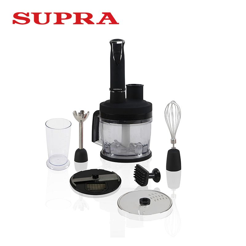 Supra food mixer multi function blender detachable hand mixer juice mixer egg beater blender set Ship from Russia HBS-121