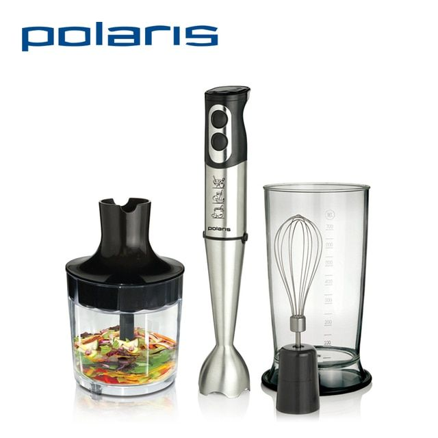 Polaris PHB 0510A 500W Hand Held Blenders Fruit Vegetable Juicer Mixer Food Processor cooking mixer Ship from Russia