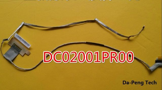 PALUBEIRA DC02001PR00 LCD Video Cable FOR LENOVO G500 G505 G510 G590 display screen cable