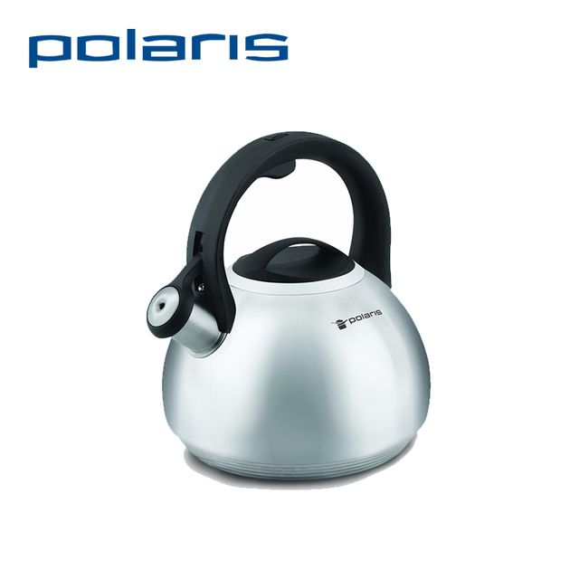 Polaris Allegra-3L Kettle 3L Fast Heating closed spiral Stainless Steel  housing Househould Water Heating Kettles