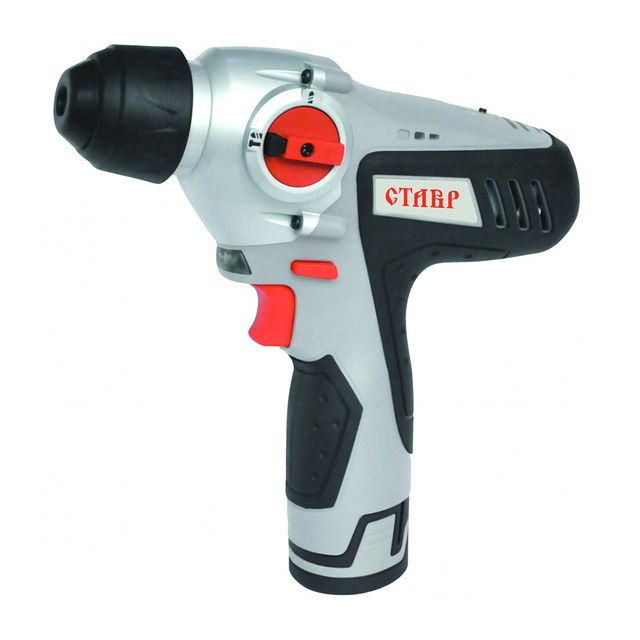 Cordless rotary hammer Stavr PA-12