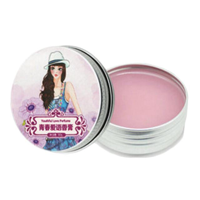 Female Solid Fragrance Creams Body Perfumes and Fragrances for Women Brand Originals Deodorant Solid Hot Lady Perfumesl