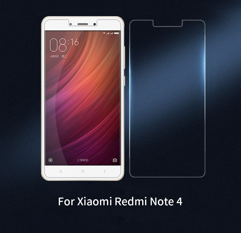 2.5D for xiaomi redmi note 4 screen protector Nillkin Amazing H+PRO Tempered Glass For redmi note 4 x Phone Screen Protector