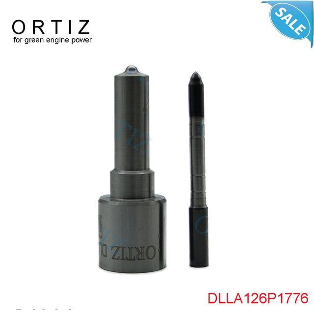 Rex ORTIZ DLLA126P1776 new fuel pump injection nozzle and diesel injector Nozzle Head DLLA 126 P 1776 common rail tools parts