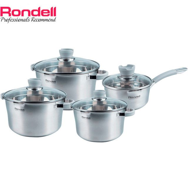 Set of dishes Rondell Favory 56 34 24 14 l RDS-743