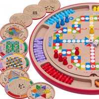 Juguetes educativos para niños de 6 a 12 años, regalos de ajedrez para parejas de niños y niñas, damas chinas