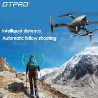 OTPRO DRONE quadrirotor avec 1080P Wifi GPS 5MP caméra moteur sans brosse RC hélicoptère Retorno Auto RC drones OTPRO vs F11 SG906 x6