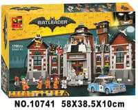 Nuevos Legoings compatibles DC Comics Batman Arkham asloy Super Héroes bloques de construcción juguetes para niños Marvel City regalos