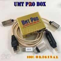 2019 Original nuevo conjunto de caja Umt pro (compatible con umt + vengadores 2 en una caja con 1 cable USB) 1 orden