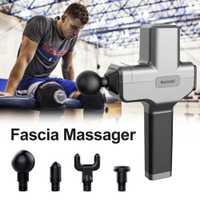 Masaje de tejido pistola masajeador muscular tratamiento del dolor muscular después de entrenar ejercicio relajación corporal adelgazamiento modelador alivio del dolor