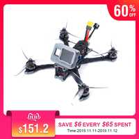 IFlight Nazgul5 227mm 4S 2750KV/6 S 1700KV 5 pouces F4 Caddx Ratel 45A ESC FPV Drone de course Multirotor RC Qudcopter BNF PNP