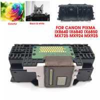Tête d'impression LEORY QY6-0086-000 imprimante tête d'impression imprimante pièces assemblée pour Canon Pixma iX8640 iX6840 iX6850 MX725 MX924 MX925
