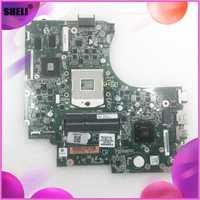 HELI para HP 240 G2 246 G2 14-D 747263-501, 747263-001 1GB HM76 serie placa base de computadora portátil